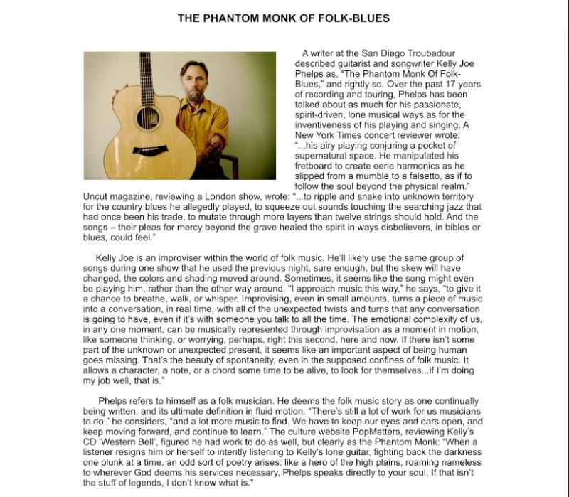 Autour de Kelly Joe Phelps - Page 8 Articl10