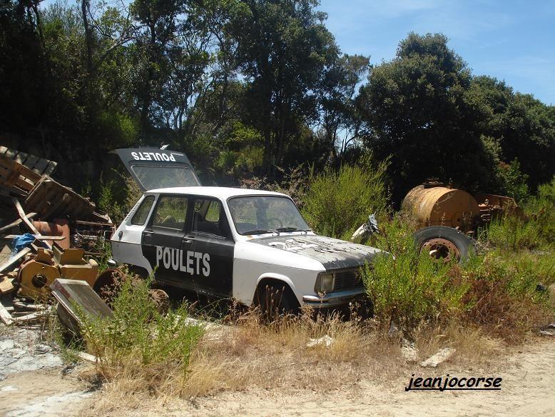 police  R610