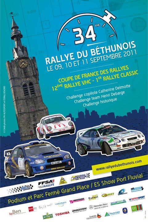Le Rallye du Béthunois 2011+ VHC + Classic. 26854710