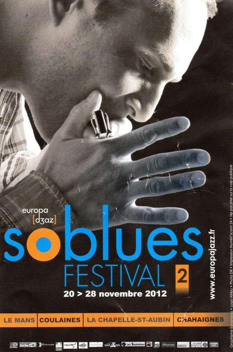 Soblues festival Le Mans (Sarthe) Soblue11