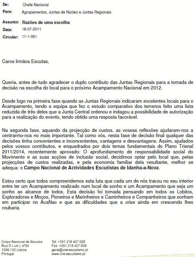 XXII Acanac / Idanha-a-Nova / 4 a 10 de Agosto de 2012 118