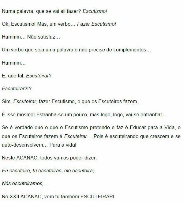 XXII Acanac / Idanha-a-Nova / 4 a 10 de Agosto de 2012 212