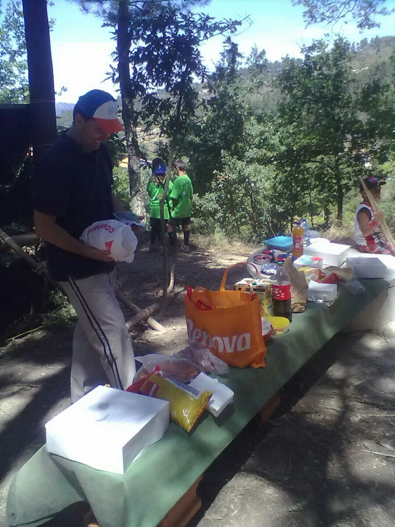 Acampamento Selvagem - Marco de Canavezes 22, 23 e 24 de Julho - Página 2 24072015