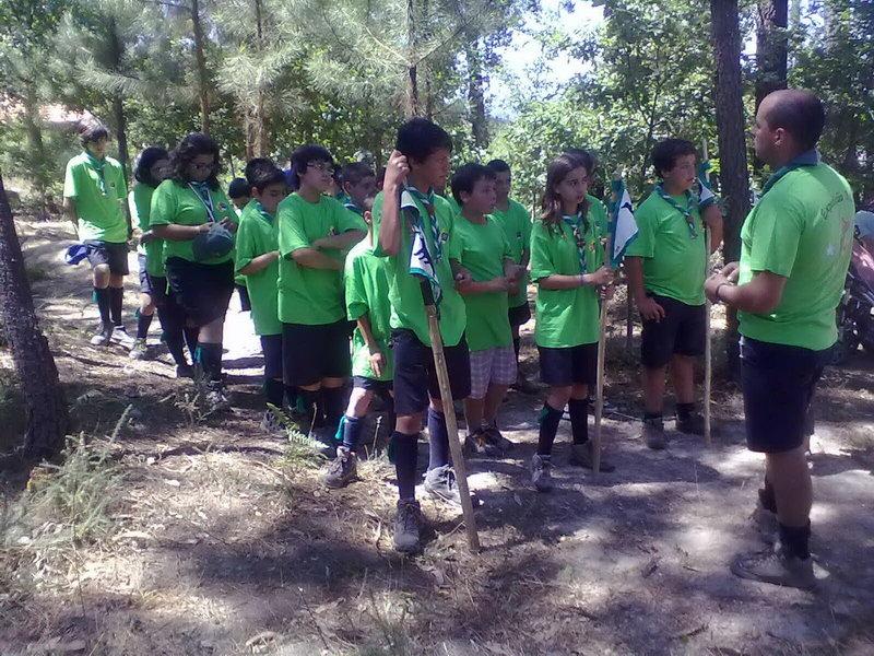 Acampamento Selvagem - Marco de Canavezes 22, 23 e 24 de Julho - Página 2 24072017