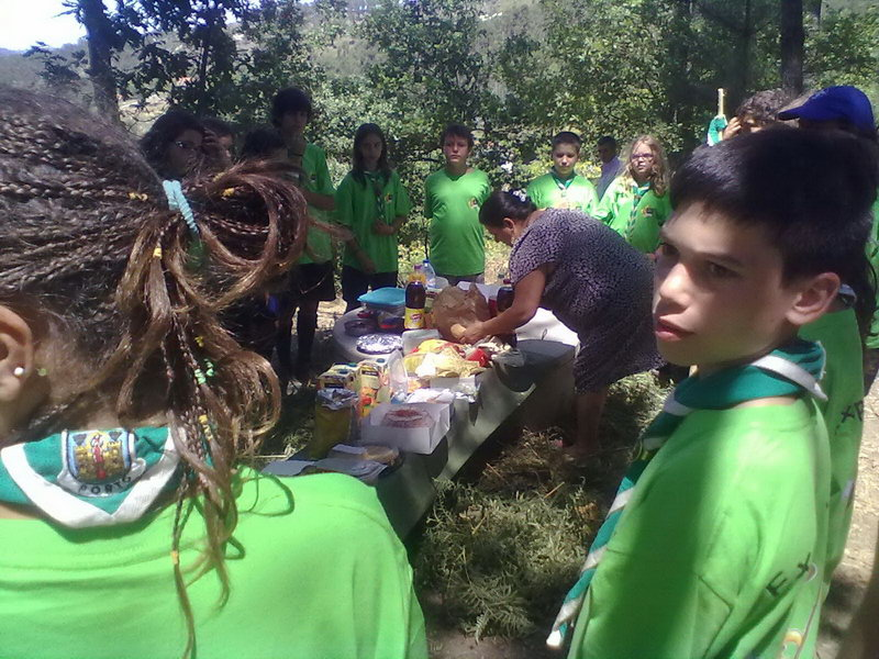 Acampamento Selvagem - Marco de Canavezes 22, 23 e 24 de Julho - Página 2 24072018