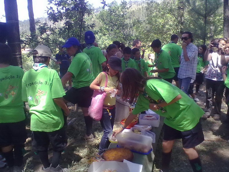 Acampamento Selvagem - Marco de Canavezes 22, 23 e 24 de Julho - Página 2 24072020