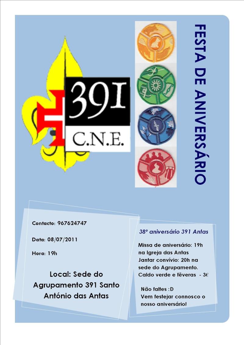 38º Aniversário do Agrupamento 391 - Antas Flyer_10