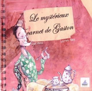 Le mystérieux carnet de Gaston Couv_g11