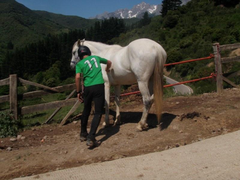 Prueba práctica en Aravalle P1010029