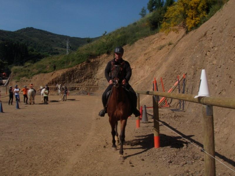 Prueba práctica en Aravalle P1010032