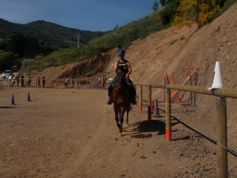 Prueba práctica en Aravalle P1010034