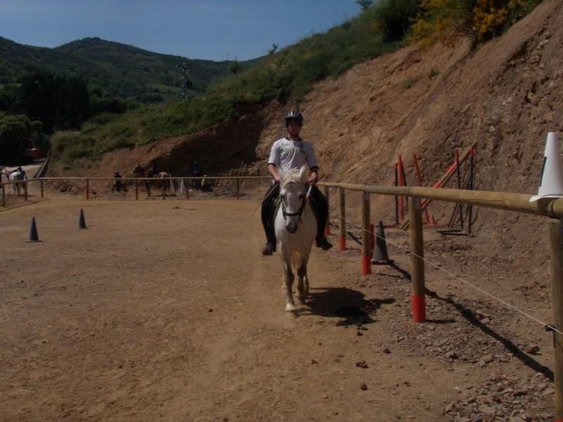 Prueba práctica en Aravalle P1010040