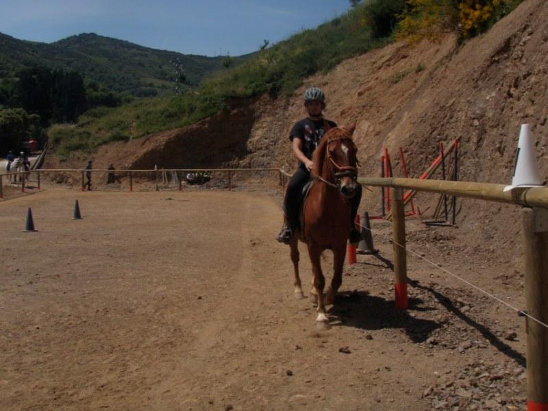 Prueba práctica en Aravalle P1010041