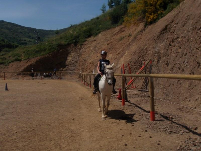 Prueba práctica en Aravalle P1010043