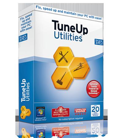 برنامج TuneUp Utilities  34026510