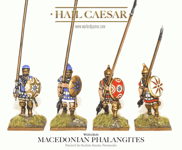 Armée macédonienne. Wgh-gr10