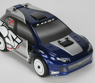 Mini voiture TT 1/24 2,4 GHZ Gal0910