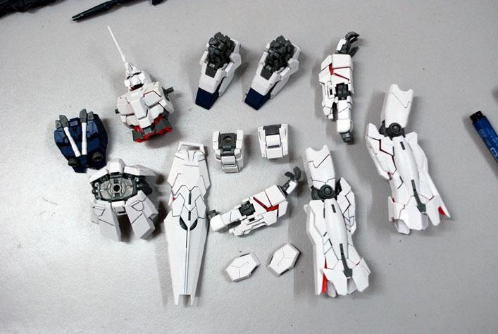 RX-0 Unicorn Gundam Dsc_0414