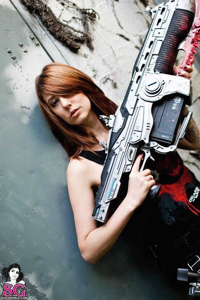 Gear of War et les Dame  58021910