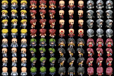 Vos créations sous Famitsu ou Facemaker  Charse10