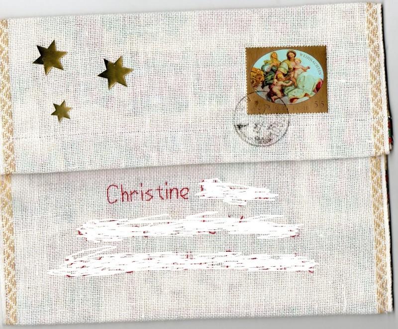 Ech. Enveloppes Noël **PHOTOS** Img07310