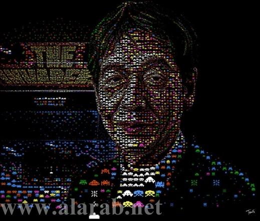 شاهدوا بالصور :لوحات فنية مرسومة برموز الكمبيوتر! 20120114