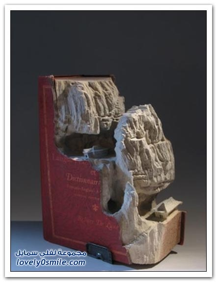 فن نحت الكتب _16_bm10
