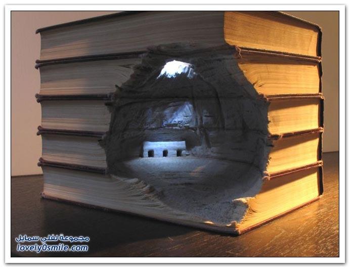 فن نحت الكتب _2_bmp10