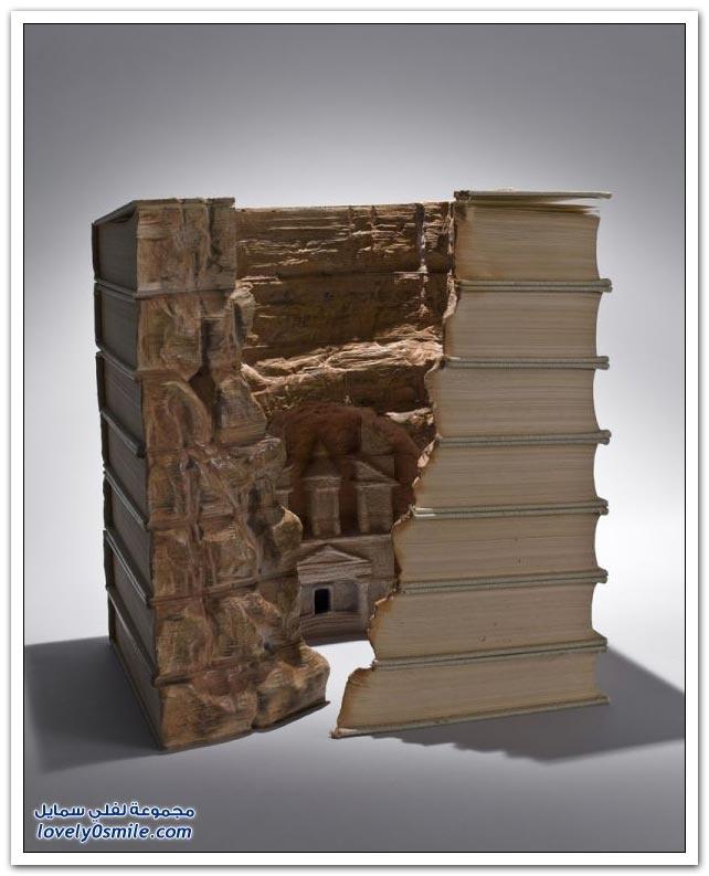 فن نحت الكتب _4_bmp10