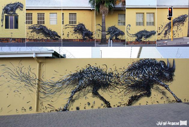لوحات جدارية بأسلوب خاص Daleas13