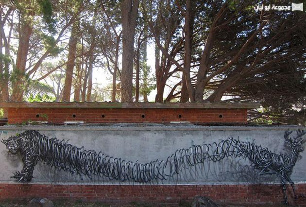 لوحات جدارية بأسلوب خاص Daleas17