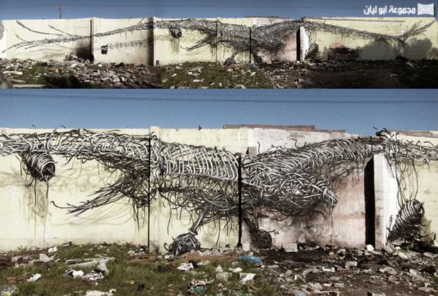 لوحات جدارية بأسلوب خاص Daleas22