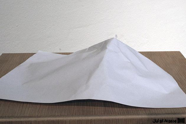 النحت في الورق Paperc21