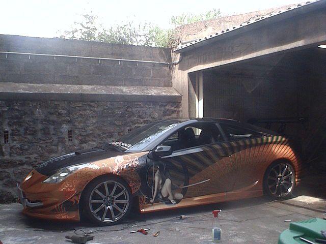 la voiture ki me fé craké!! Tfata910