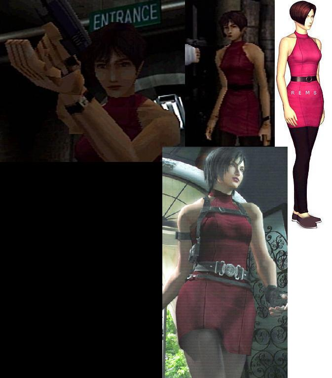 Do you want Resident Evil 2 and Resident Evil 3 to be remade? Gfdgcx10