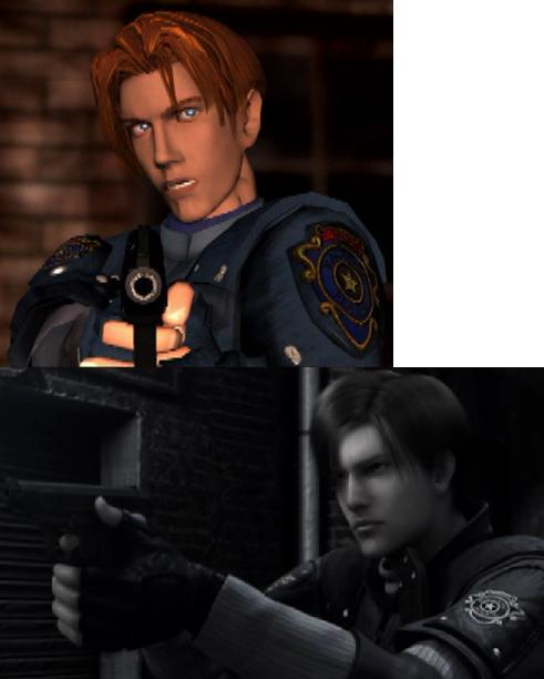 Do you want Resident Evil 2 and Resident Evil 3 to be remade? Leon_k10