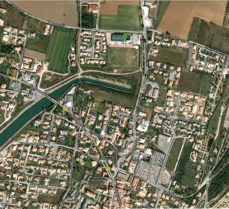 Localisation Gymnase Giai Miniet Oraison Gym10