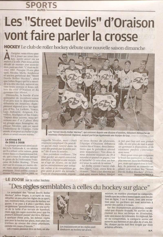Article de presse Numari10
