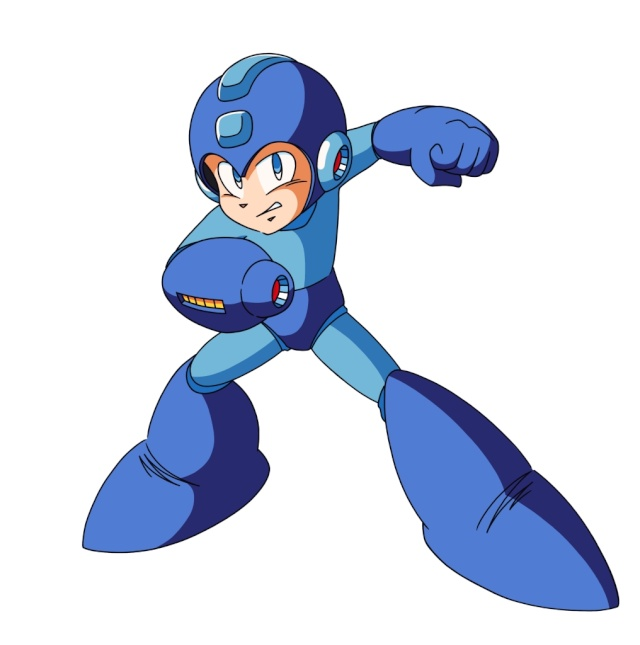 Annonce du cross-over Megaman May Cry Megama10