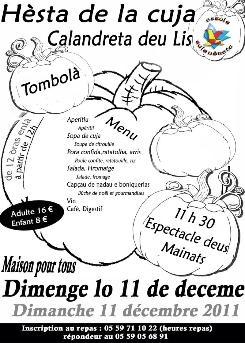 Hèsta de la cuja 2011 de la Calandreta deu Lis Hasta_10