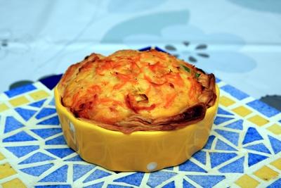 Tartelette à la carotte Tartel10