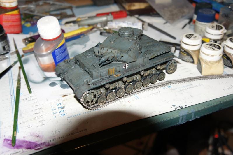 PANZER IV  F-1 vorpanzer 1/35 Panzer10