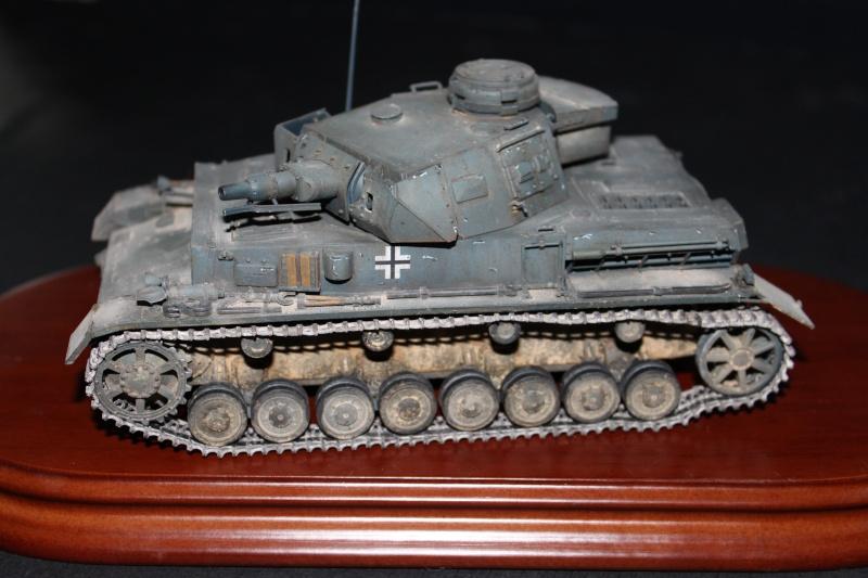 PANZER IV  F-1 vorpanzer 1/35 Panzer14