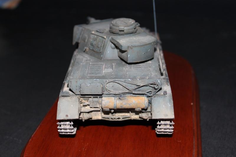 PANZER IV  F-1 vorpanzer 1/35 Panzer15