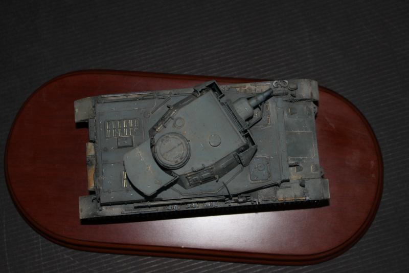 PANZER IV  F-1 vorpanzer 1/35 Panzer16