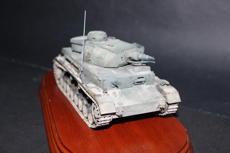 PANZER IV  F-1 vorpanzer 1/35 Panzer17
