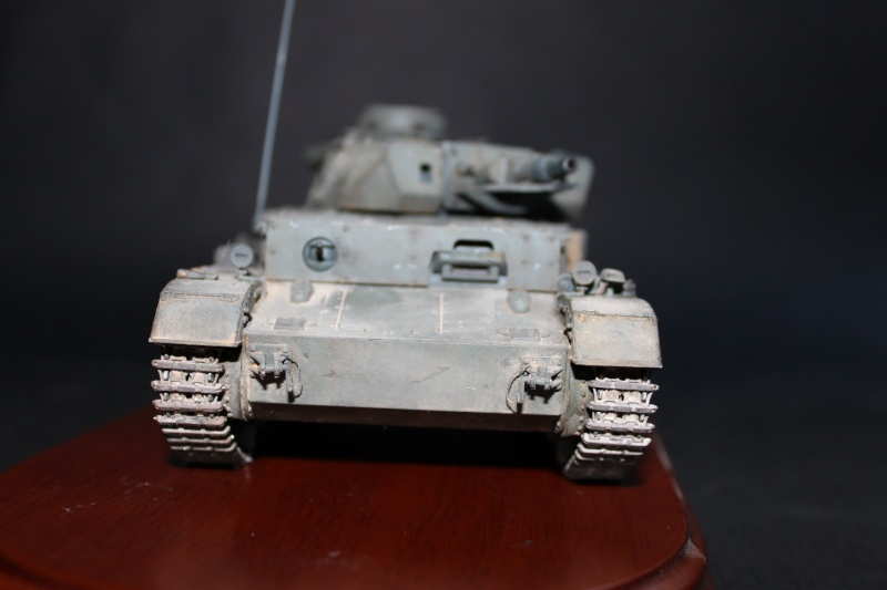 PANZER IV  F-1 vorpanzer 1/35 Panzer18