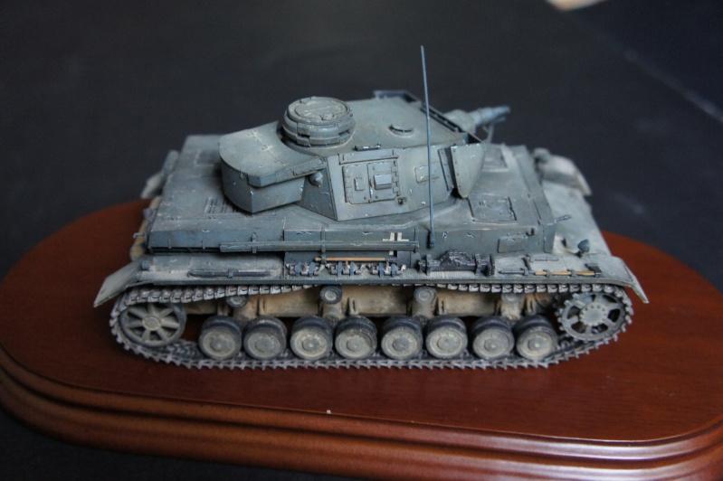 PANZER IV  F-1 vorpanzer 1/35 Panzer21