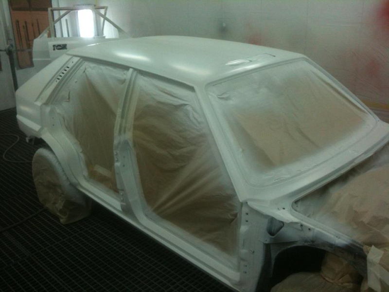 Préparation Lancia Delta Intégrale Gr A  41906010