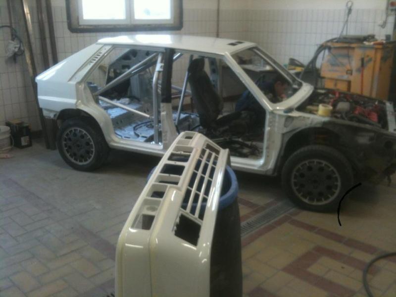 Préparation Lancia Delta Intégrale Gr A  42771910